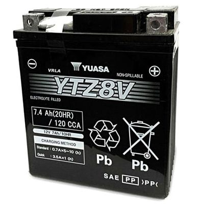 YUASA Akumulator YTZ8V HONDA