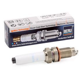 12F6LPPR2L BERU ULTRA E.A.: 0,8mm, Gewindemaß: M12x1,25 Zündkerze Z365 günstig kaufen