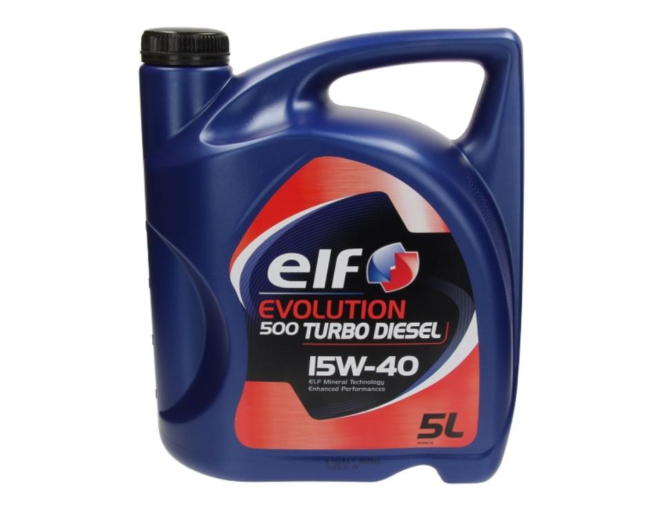 2196568 ELF Motoröl Bewertung