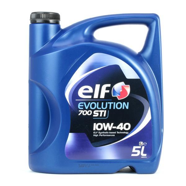 2202840 Huile moteur ELF originales de qualité