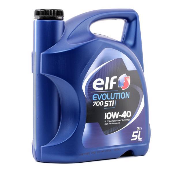 2202840 Motoröl ELF Test
