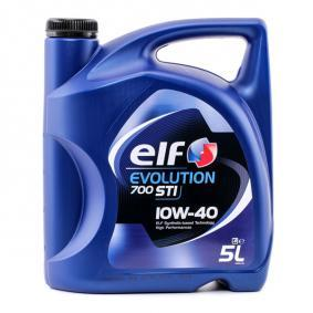 0501CA107C27466841 ELF Evolution, 700 STI 10W-40, 5l, Part Synthetic Oil Engine Oil 2202840 cheap