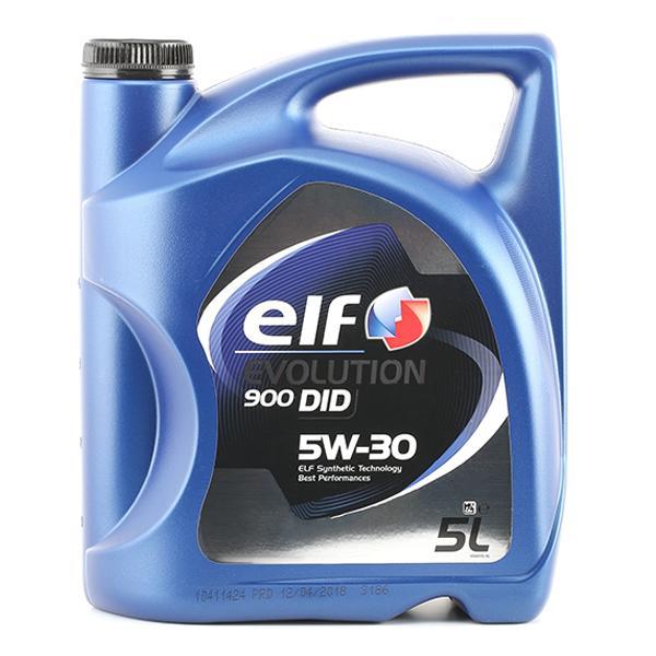 Olio motore ELF 2194881 Recensioni