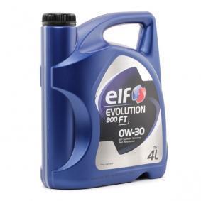 2195413 Motoröl ELF Erfahrung