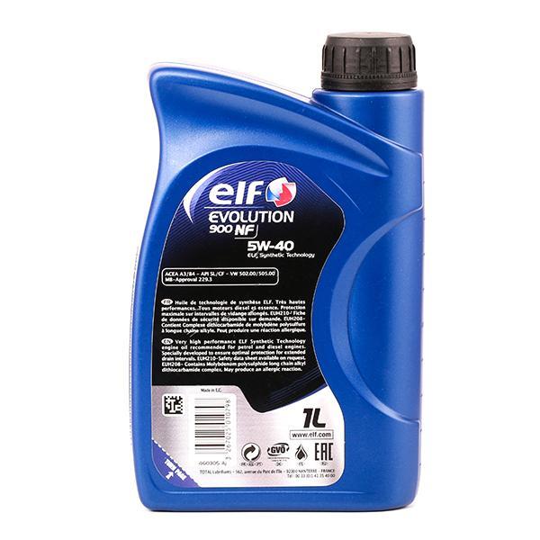 2196572 Motoröl ELF 2196572 - Große Auswahl - stark reduziert
