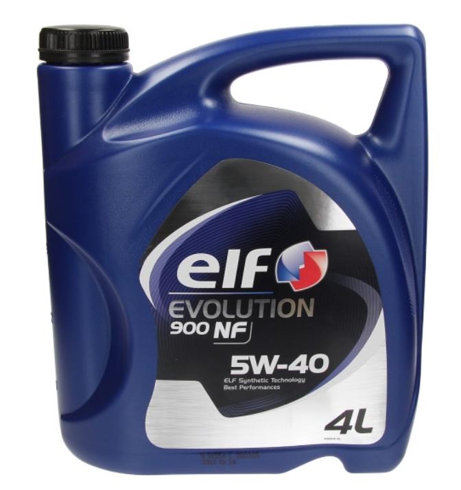Olio motore ELF 2196571 Recensioni