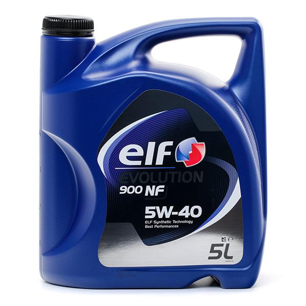 2198877 ELF Motoröl Bewertung