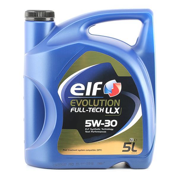 Motoröl ELF 2194890 Bewertungen