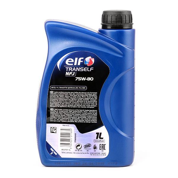 2194757 Getriebeöl ELF 2194757 - Große Auswahl - stark reduziert
