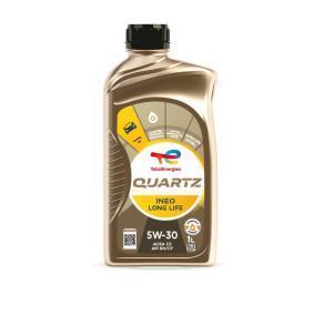 Comprare 0501CA224CJ1468567 TOTAL Quartz, INEO Long Life 5W-30, 1l, Olio sintetico Olio motore 2181711 poco costoso