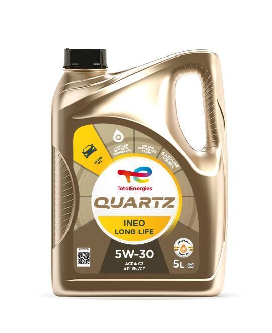 TOTAL   Aceite de motor 2204218