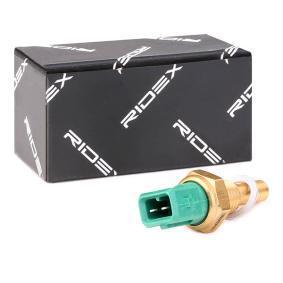 830C0070 RIDEX Anschlussanzahl: 2 Sensor, Kühlmitteltemperatur 830C0070 günstig kaufen