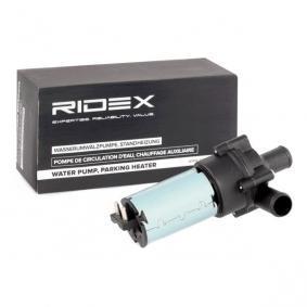 999W0005 RIDEX Vattenpump, oberoende uppvärmning 999W0005 köp lågt pris