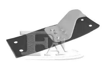 CHG-108 VEGAZ Gummistreifen, Abgasanlage CHG-108 günstig kaufen