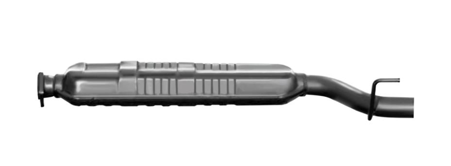 VEGAZ Mittelschalldämpfer MS-282