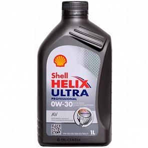 550040461 SHELL Helix, Ultra Prof AV 0W-30, 1l, synthetisch, Synthetiköl Motoröl 550040461 günstig kaufen