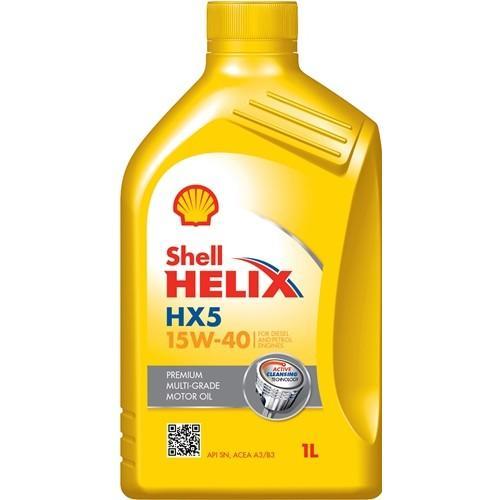 0501CA078CC8466845 SHELL Helix, HX5 15W-40, 1l, Mineralöl Motoröl 550046277 günstig kaufen