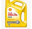 originali SHELL Olio motore 5011987236806 15W-40, 4l, Olio minerale
