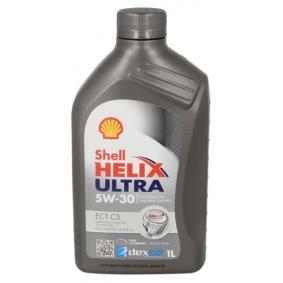 201510301069 SHELL Helix, Ultra ECT C3 5W-30, 1l, Synthetiköl Motoröl 550042830 günstig kaufen