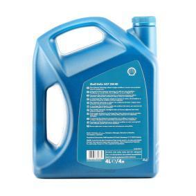 550046284 Motoröl SHELL 550046284 - Große Auswahl - stark reduziert