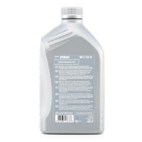 SHELL Spirax S4 Transmission Oil