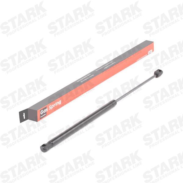 STARK SKGBN-0950045 Gasfjäder motorhuv Opel FRONTERA L: 543mm, Slaglängd: 220mm