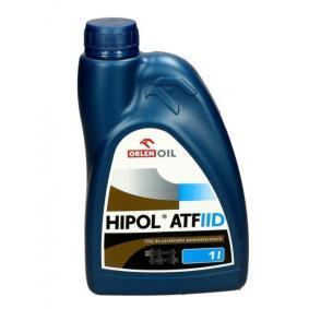 ostke ja asendage Automaatkäigukasti õli ORLEN QFS096B10