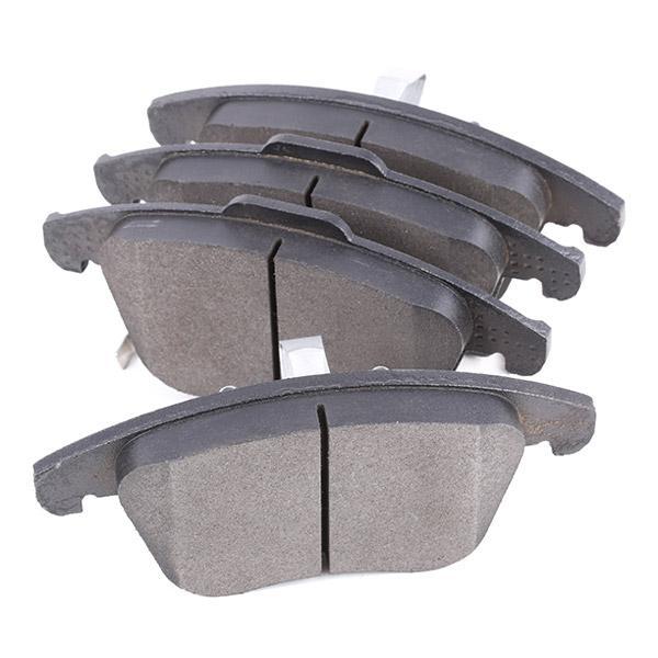 402B1134 Bremsbelagsatz RIDEX - Markenprodukte billig