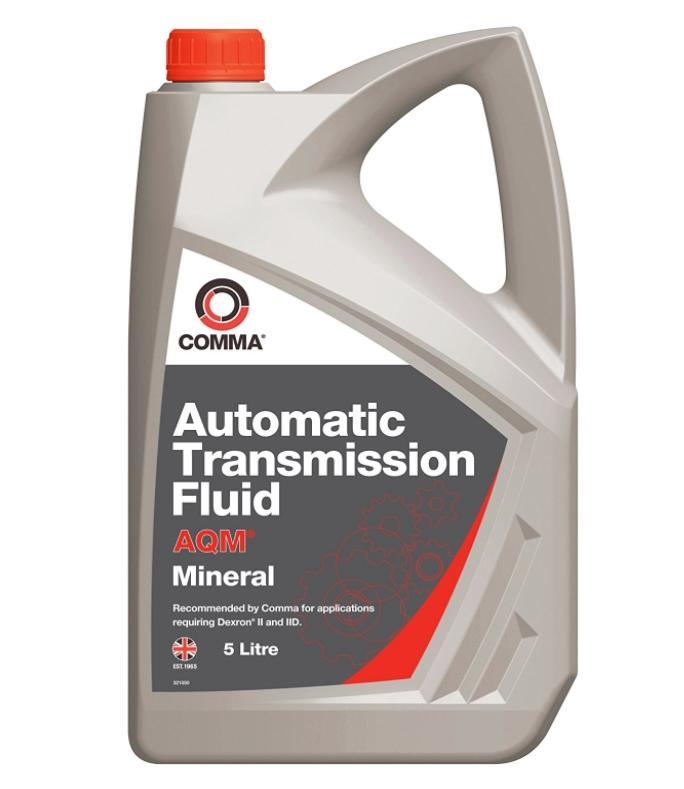 Car spare parts PORSCHE 944 1988: Automatic Transmission Oil COMMA ATM5L at a discount — buy now!