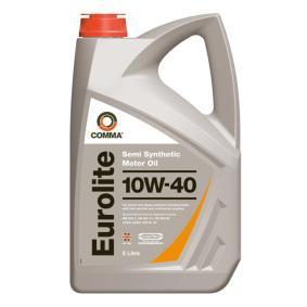 Купете 16100 COMMA Eurolite 10W-40, 5литър, полусинтетично масло Двигателно масло EUL5L евтино
