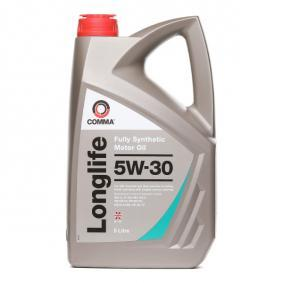 P000314 COMMA Longlife 5W-30, 5l, Synthetic Oil Engine Oil GML5L cheap