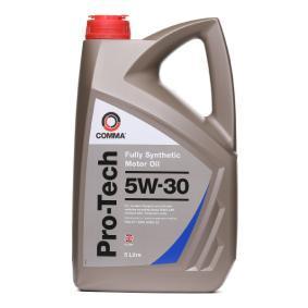 PTC5L COMMA Pro-Tech 5W-30, 5l, Synthetic Oil Engine Oil PTC5L cheap
