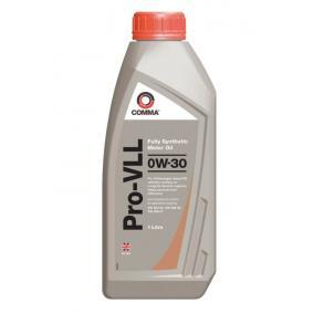 PROVLL1L COMMA Pro-VLL 0W-30, 1l, Synthetic Oil Engine Oil PROVLL1L cheap