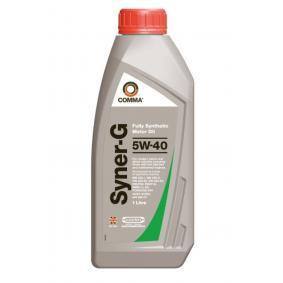SYN1L COMMA Syner-G 5W-40, 1l, Synthetic Oil Engine Oil SYN1L cheap