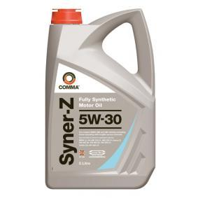 SYZ5L COMMA Syner-Z 5W-30, 5l, Synthetic Oil Engine Oil SYZ5L cheap
