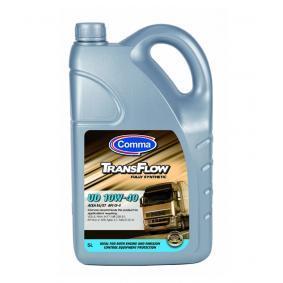 0501CA599S34468510 COMMA TransFlow, UD 10W-40, 5l, Synthetiköl Motoröl TFUD5L günstig kaufen