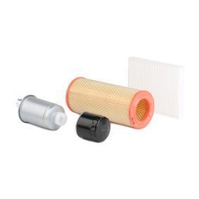 4055F0137 Kit filtri RIDEX prodotti di marca a buon mercato