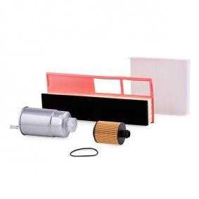 4055F0162 Kit filtri RIDEX prodotti di marca a buon mercato