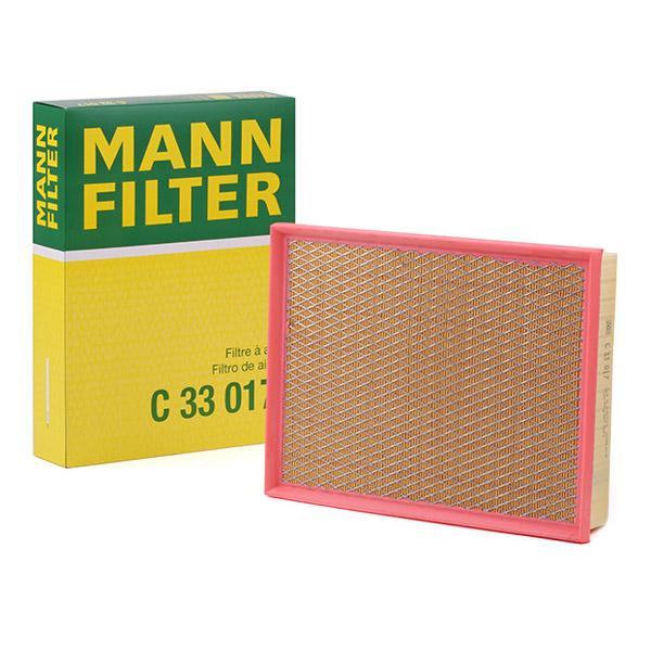Mann-Filter filtro de aire c 33 017 para Toyota