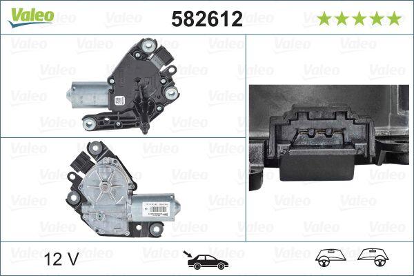 VALEO: Original Wischermotor 582612 ()