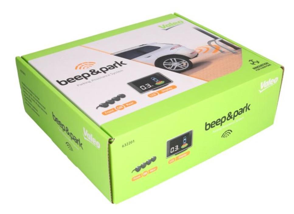 VALEO   Parkovacie senzory 632201