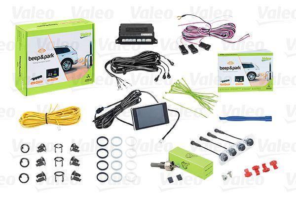 632201 Parking sensors kit VALEO 632201 - Huge selection — heavily reduced