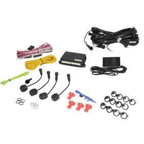 632201 VALEO Sensor ultrasonido, negro, mate, barnizable, con sensor Kit de asistencia al aparcamiento 632201 a buen precio