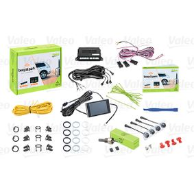 632201 Parking sensors kit VALEO - Experience and discount prices