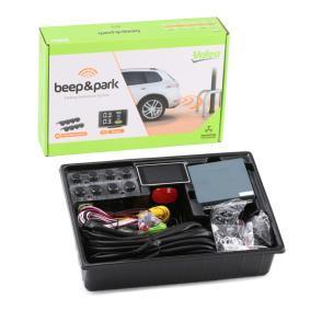 Comprare VALEO Sensore ad ultrasuoni, nero, opaco, verniciabile, con sensore Kit di espansione per sistema di parcheggio assistito con riconoscimento paraurti 632202 poco costoso