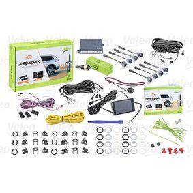 632202 Set d'expansion pour système d'assistance au stationnement avec reconnaissance de pare-chocs VALEO - Produits de marque bon marché