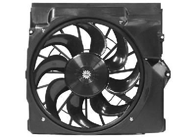 Lüfter Klimaanlage VAN WEZEL 0640751