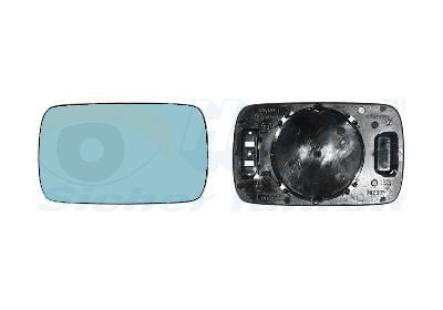 Original BMW Rückspiegelglas 0640835