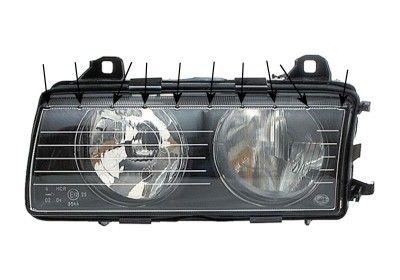 0640965 VAN WEZEL links, H7/H7 Links-/Rechtsverkehr: für Rechtsverkehr, Fahrzeugausstattung: für Fahrzeuge mit Leuchtweiteregelung, für Fahrzeuge ohne Leuchtweiteregelung Hauptscheinwerfer 0640965 günstig kaufen