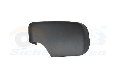 BMW 3 Series 2015 Cover outside mirror VAN WEZEL 0646842: Right